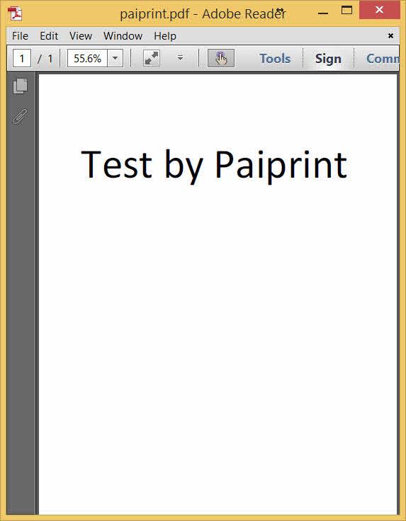 word PDFcreator final
